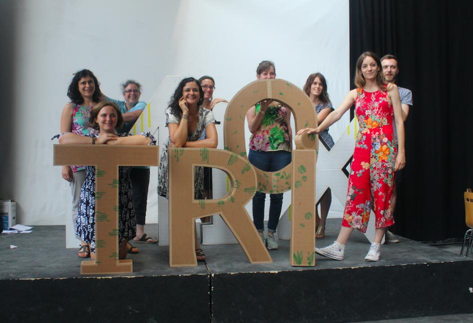 Triomix : un sprint créatif autour de l'économie circulaire et des déchets !